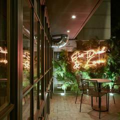 보타보타(botabota): designforn의  레스토랑