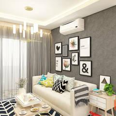 Living room by Lavrenti Smart Interior