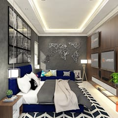 Bedroom by Lavrenti Smart Interior
