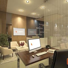 Offices & stores by Lavrenti Smart Interior