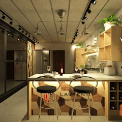 Dining room by Lavrenti Smart Interior
