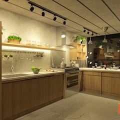 Kitchen by Lavrenti Smart Interior
