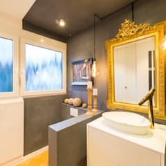 Bathroom by hysenbergh GmbH | Raumkonzepte Duesseldorf, Eclectic