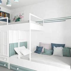Pebbledesign / Çakıltașları Mimarlık Tasarım – Yaman Residential:  tarz Çocuk Odası