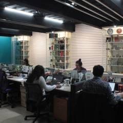 emARTquitectura의  사무실