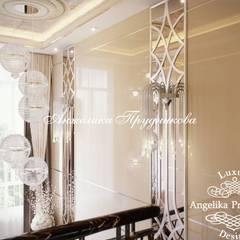 Дизайн дома в стиле арт-деко в КП «Миллениум Парк»  : Коридор и прихожая в . Автор – Дизайн-студия элитных интерьеров Анжелики Прудниковой