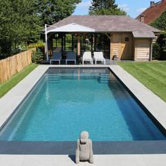 Garden Pool by Entspannungsform GmbH
