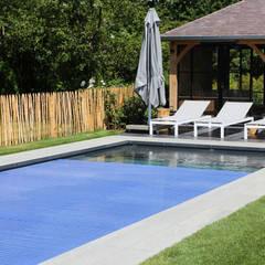 Tranquility mit Splashdeck:  Gartenpool von Entspannungsform GmbH