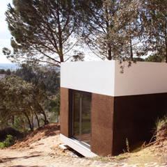 Bungalow Cork Ourém - Exterior - 2: Bungalows  por goodmood - Soluções de Habitação