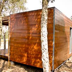 Bungalow Wood Alcobaça - Exterior - 3: Bungalows  por goodmood - Soluções de Habitação
