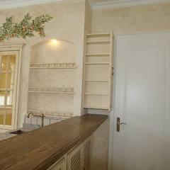 Projekty,  Kuchnia na wymiar zaprojektowane przez Villa Medici