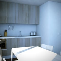 Petites cuisines de style  par goodmood - Soluções de Habitação