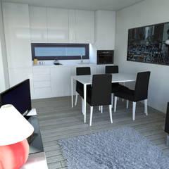 Porto Amboim Guest House, Angola - Interior - 1: Condomínios  por goodmood - Soluções de Habitação