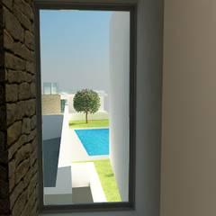 Projecto de duas Habitações Unifamiliares, Tomar - Interior - 7: Janelas   por goodmood - Soluções de Habitação