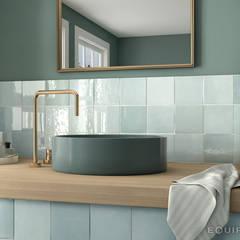 Artisan: Baños de estilo  de Equipe Ceramicas