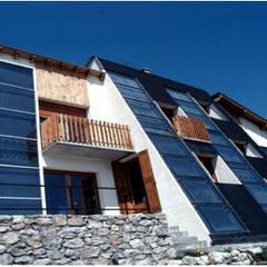 منزل سلبي تنفيذ Constru - Acción, حداثي