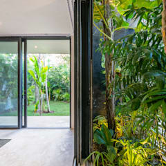 Vườn thiền by Obed Clemente Arquitectos