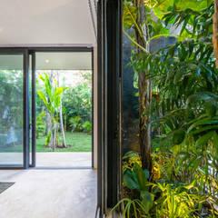 Zen-tuin door Obed Clemente Arquitectos