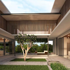 COUNTRY HEIGHT KAJANG:  Houses by NDC DESIGN,