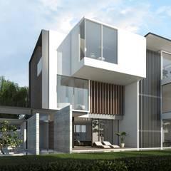 USJ HOUSE:  Houses by NDC DESIGN