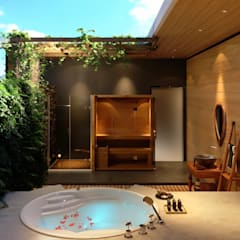 Luxury Bungalow:  Spa by Norm designhaus