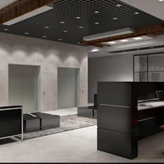 Office buildings by Zibellino.Design