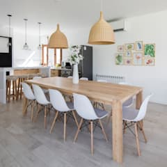 Dining room by olot design