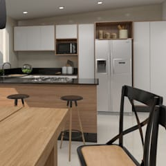 Small kitchens by Olivia Paterno