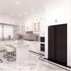 Kitchen Area:  oleh JRY Atelier,
