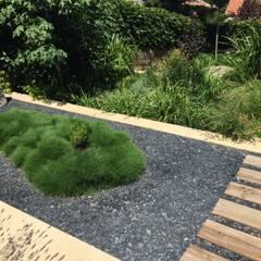 Zen garden by Nosaltres Toquem Fusta S.L.