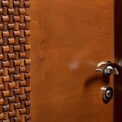 Puertas de estilo  por Konseptia Mimarlık Dekorasyon, Moderno