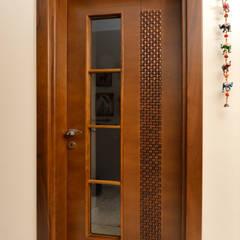 İç camlı kapılar evinizde rahat hissedecek
