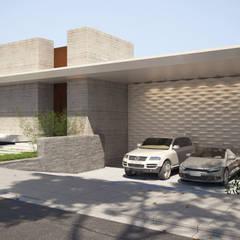 Gelker Ribeiro Arquitetura | Arquiteto Rio de Janeiro:  tarz Bitişik ev