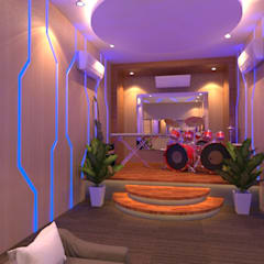 Media room by Arsitekpedia