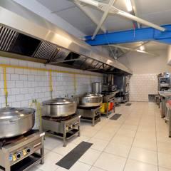 Konseptia Mimarlık Dekorasyon – Özel Eğitim Kurumları:  tarz Yemek Odası