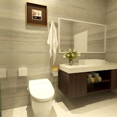 Bathroom by Arsitekpedia, Modern