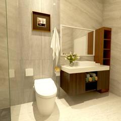 Bathroom by Arsitekpedia