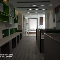 Office buildings by MAG Consultancy
