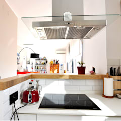 Small-kitchens by JSV-Architecture