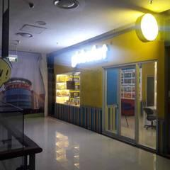 مراكز تسوق/ مولات تنفيذ PT Intinusa Persada,