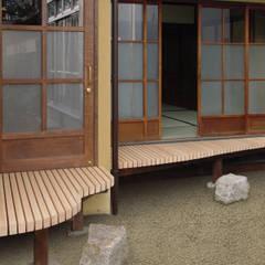 Terrace by 一級建築士事務所 ネストデザイン