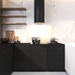 Wnętrza domu w Krakowie: styl , w kategorii Kuchnia zaprojektowany przez Ambience. Interior Design