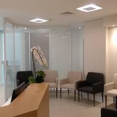 Projekty,  Szpitale zaprojektowane przez Eric Harada - Projetos e Construções,
