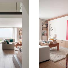 Corridor & hallway by Abrils Studio