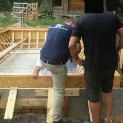 Schwimmbadbau privates Hallenbad bauen:  Gartenpool von AH BADDESIGN GMBH Schwimmbad & Saunabau