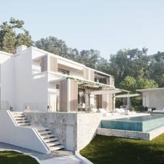 Villa door TABARQ