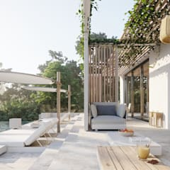 Patios & Decks by TABARQ