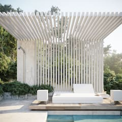 Garden Pool by TABARQ