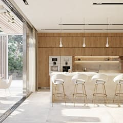 Built-in kitchens by TABARQ,