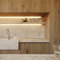 Built-in kitchens by TABARQ